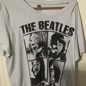 The Beatles Let It Be T Shirt 3X 22-24W